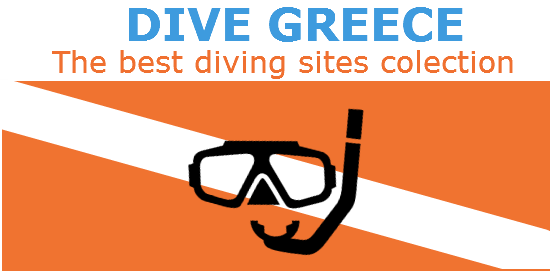 Diving map logo