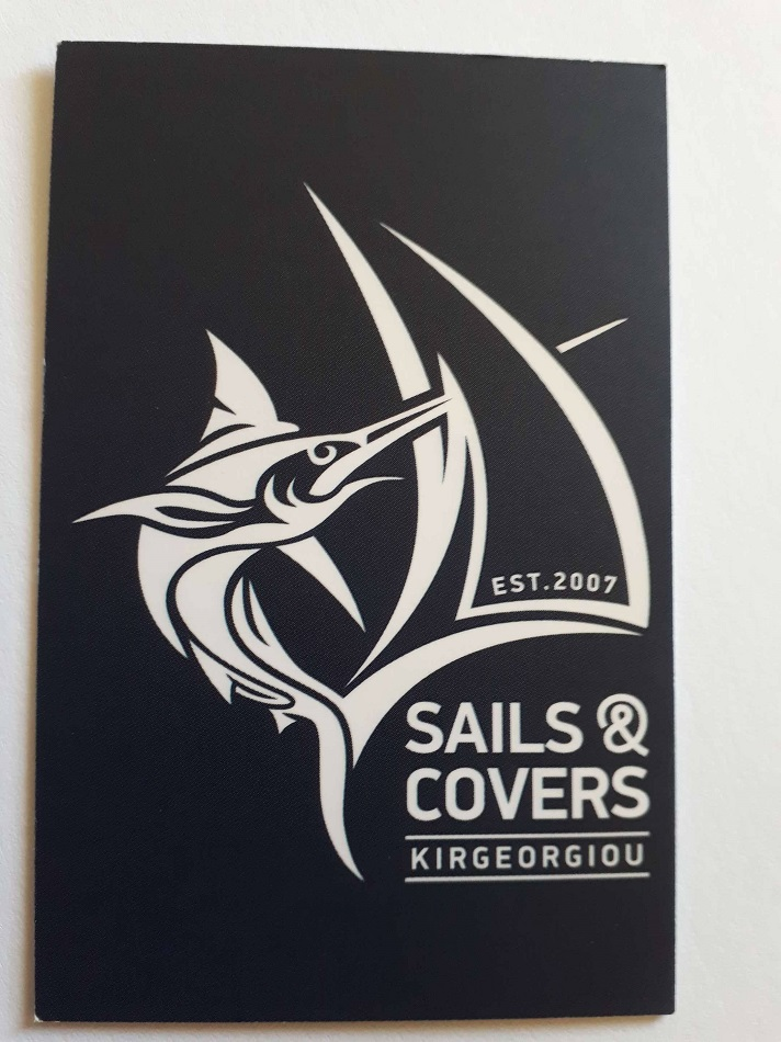 SAILS AND COVERS-ANITTA KIRGEORGIOU
